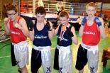 Mistrzostwa Mazowsza Kadetów w Boksie