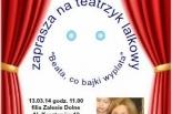 Beata, co bajki wyplata w Bibliotece Publicznej Miasta i Gminy Piaseczno