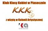 Klub Klasy Kobiet w Piasecznie z wizytą w Kolonii Artystycznej