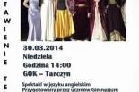 Przedstawienie teatralne ROMEO i JULIA w Tarczynie