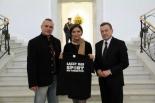 """Joanna Mucha – Minister Sportu, wspiera kampanię społeczna """"Łączy nas sport a nie narkotyki"""""""