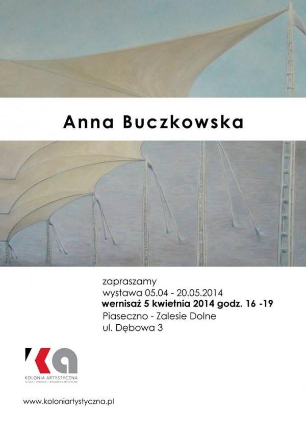 Wystawa prac Anny Buczkowskiej w Kolonii Artystycznej