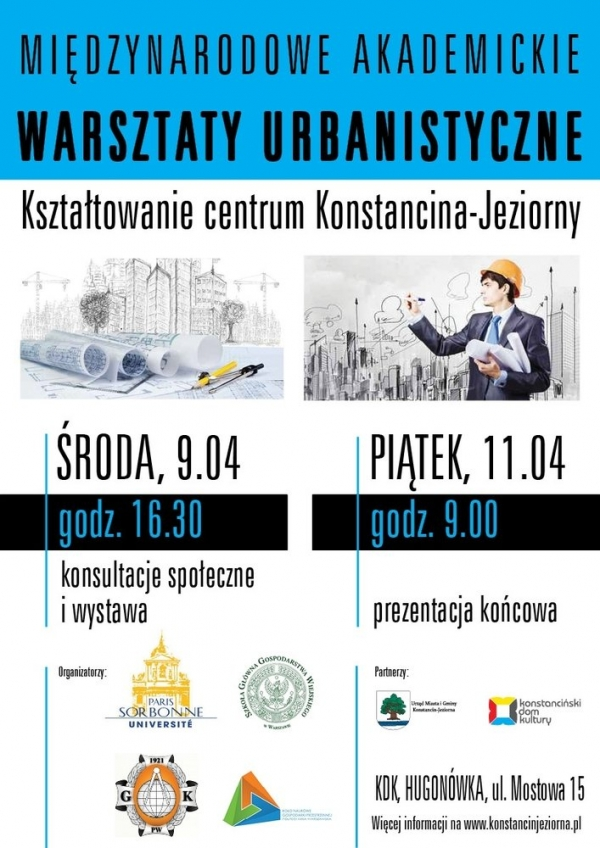 Międzynarodowe Akademickie Warsztaty Urbanistyczne