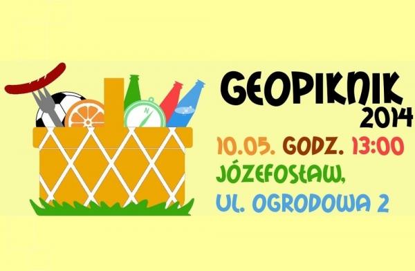 GeoPiknik w Józefosławiu