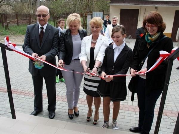 Rozbudowa Zespołu Szkół Publicznych w Złotokłosie