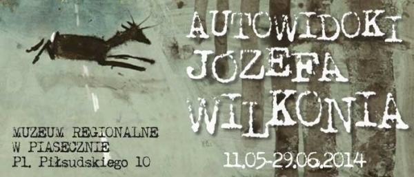 Autowidoki Józefa Wilkonia w Muzeum w Piasecznie