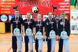 21 medali dla KS X Fight Piaseczno