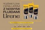 Rozświetlona cera latem z nowymi fluidami Lirene