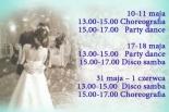 Weekendowy kurs tańca SOS WESELE