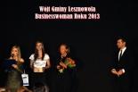Wójt Gminy Lesznowola Businesswoman Roku 2013
