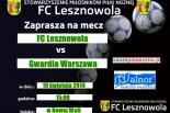 FC Lesznowola vs Gwardia Warszawa