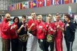 8 medali dla piaseczyńskich kickboxerów