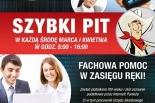 """Rozlicz z nami PIT – ostatnie spotkanie w ramach akcji """"Szybki PIT"""""""