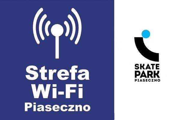 Strefa WiFi także na skate parku w Piasecznie