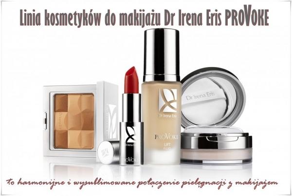 94 kolorowe kosmetyki Dr Irena Eris PROVOKE