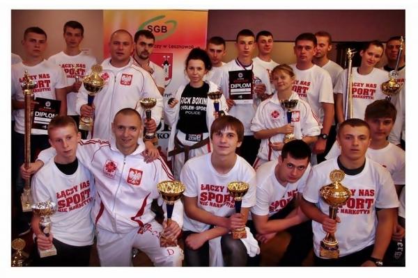 Bąkowski Fight Club Józefosław