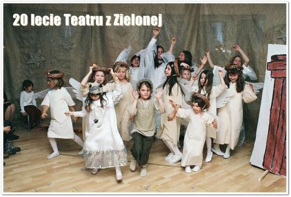 20 lecie Teatru z Zielonej
