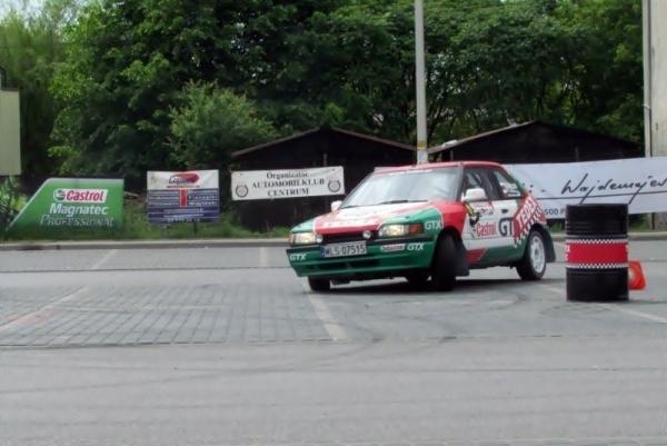 Rally Piaseczno 2014