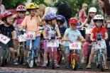 Strefa dla dzieci podczas niedzielnego maratonu Mazovia MTB w Piasecznie
