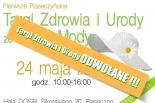 Targi Zdrowia i Urody ze szczyptą Mody w Piasecznie ODOWŁANE