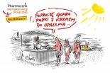 Marka Pharmaceris wspiera akcję społeczną RAK TO SIĘ LECZY!