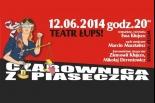 Czarownica z Piaseczna  teatru Łups!