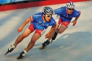 Torowe Mistrzostwa Polski w Jeździe Szybkiej na Wrotkach w Słomczynie