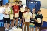 Sukcesy tenisistów stołowych z Piaseczna