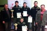 Strzeleckie Mistrzostwa Mazowsza szkół mundurowych 2014 - relacja