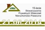 15-lecie Stowarzyszenia Prywatnych Właścicieli Nieruchomości Piaseczna