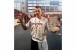 Jakub Sobala Mistrzem Polski Juniorów w kickboxingu