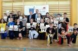 55 kickbokserów na II Turnieju Pierwszego Kroku w Uwielinach