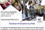 Śniadanie Przedsiębiorczych Polek ze Stowarzyszeniem Polka Potrafi.pl