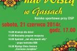 Wianki nad Wisłą w Gassach 2014