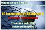 FC Lesznowola vs KS Raszyn II