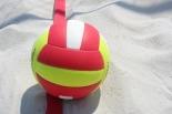 I Grand Prix w siatkówce plażowej kobiet o Puchar Prezesa Mazovia Banku Spółdzielczego