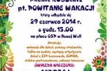 Piknik Rodzinny na powitanie wakacji w Sołectwie Nowa Wola
