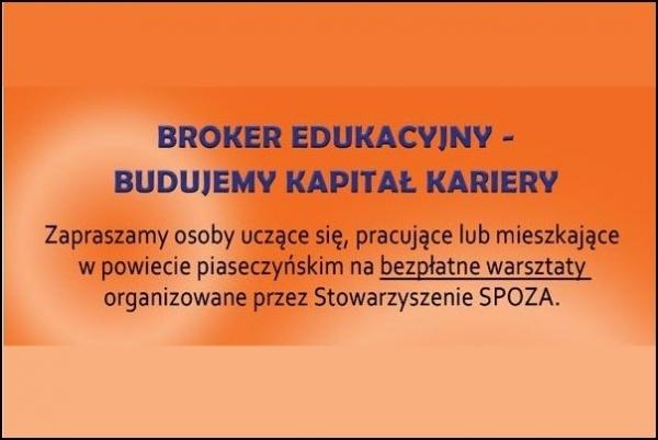 Bezpłatne warsztaty w Piasecznie