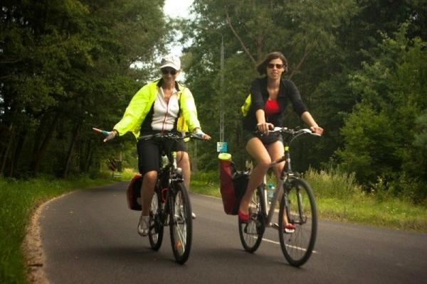 Chodź na rower - wycieczka rowerowa do Kawęczyna