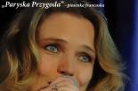 Recital piosenki francuskiej Małgorzaty Jareckiej w Konstancinie