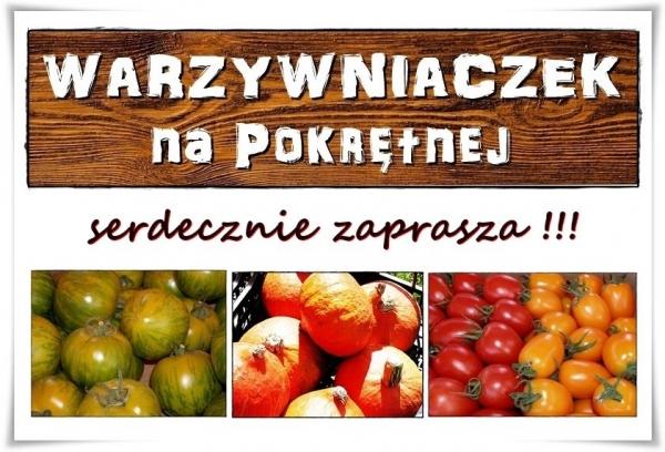 Warzywno-owocowe rozmaitości, czyli Warzywniaczek na Pokrętnej