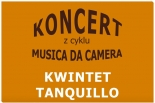 KWINTET TANQUILLO - Koncert Letni w Konstancinie