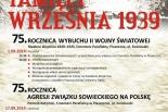 Obchody 75. rocznicy wybuchu II Wojny Światowej w Piasecznie