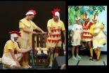 Poznaj niezwykłą kurzą rodzinę! – bezpłatny spektakl dla dzieci w CH Auchan