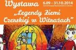 Legendy Ziemi Czerskiej w Witrażach - wystawa