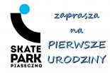 Święto Hulajnogi na 365 dni skate parku w Piasecznie