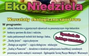 EkoNiedziela w Piasecznie