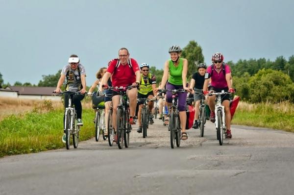 MOSTY JEZIORKI – ostatnia wycieczka rowerowa