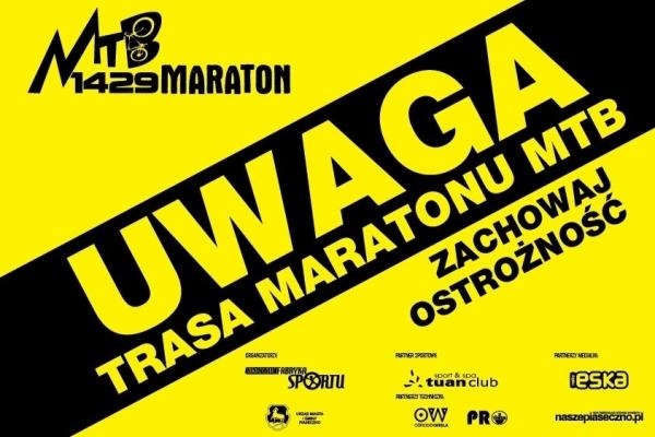 MTB 1429 Maraton w Zalesiu