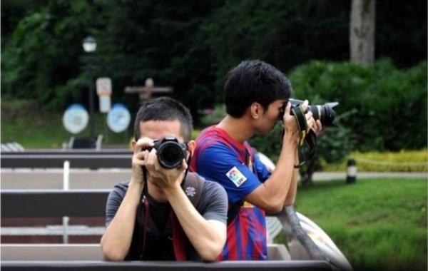 Zajęcia Fotograficzne w GOK w Tarczynie